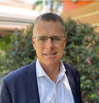 Brett Lovegrove, Executive Director (Global), University of Wollongong
